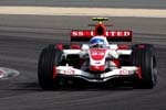 Anthony Davidson (GBR) Super Aguri F1 Team SA07,  Bahrain Grand Prix, Practice Day, 13 April 2007